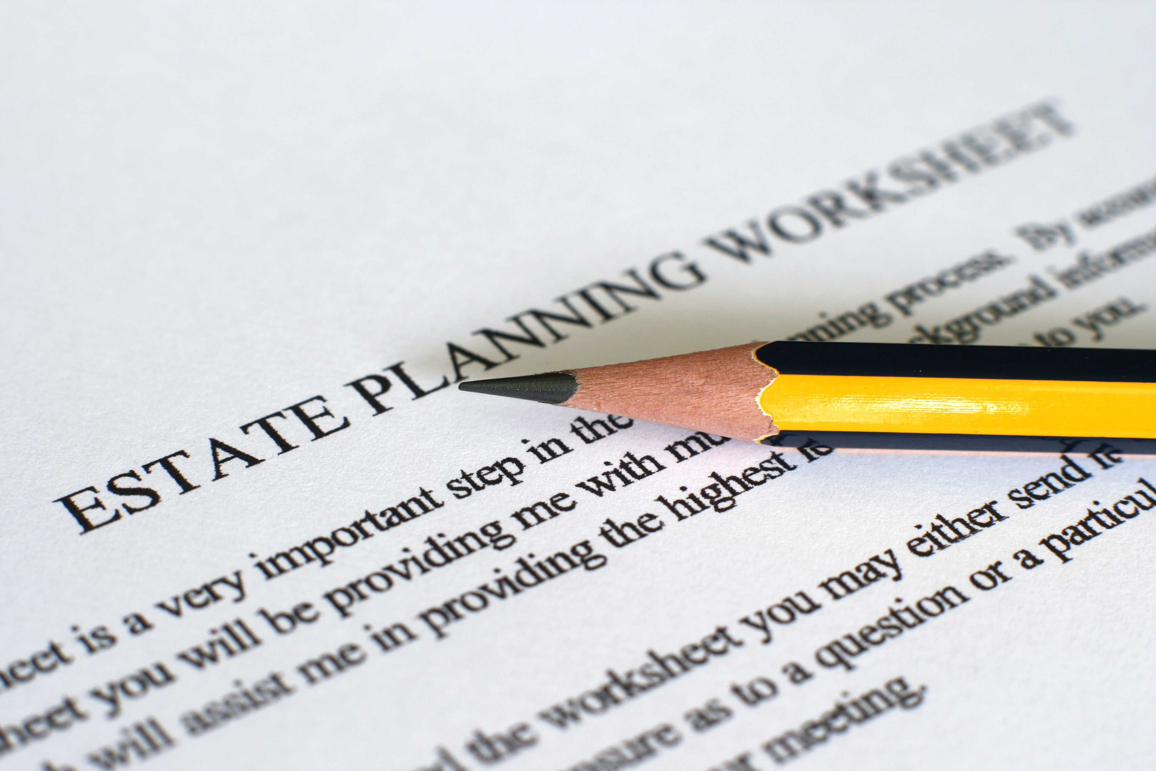 What Happens if You Do Not Do Estate Planning
